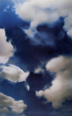 Gerhard Richter. CLouds 1978